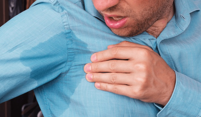 What is hyperhidrosis?