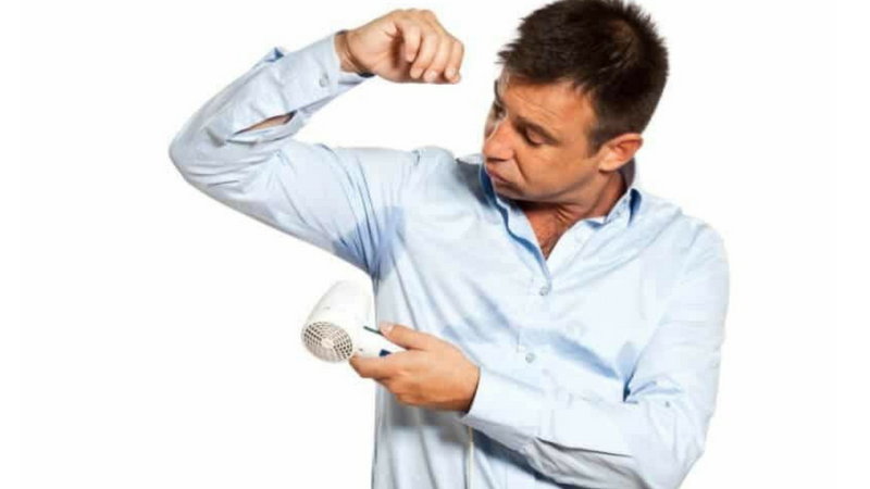 8 Sweating Problems Explained: Symptoms and Solutions NGwear