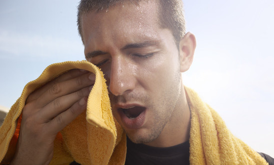 Efficient Sweating to Beat the Scorching Summer Heat