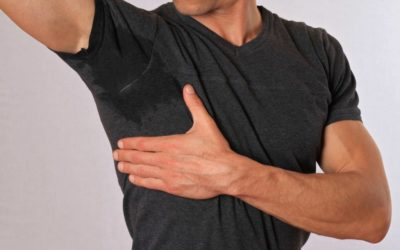 Sweat-Blocking Materials for Controlling Armpit Perspiration
