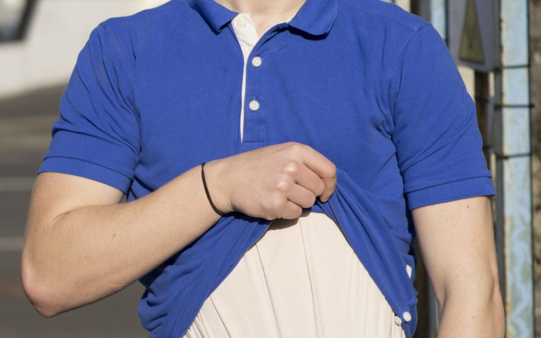 Why Should You Say Yes to Undershirts?