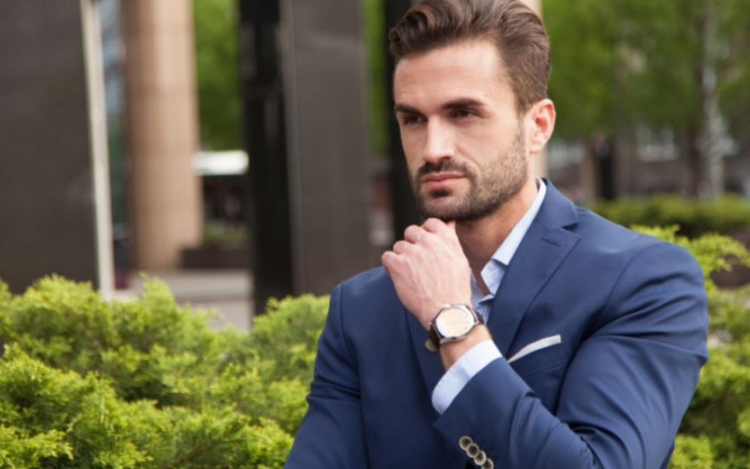 Men's Business Wear Trends This Summer