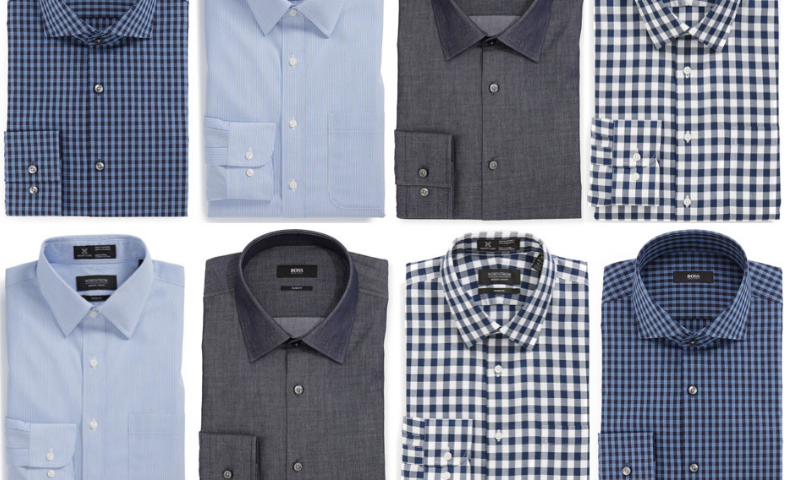Dress Shirt Trends Over The Years NGwear
