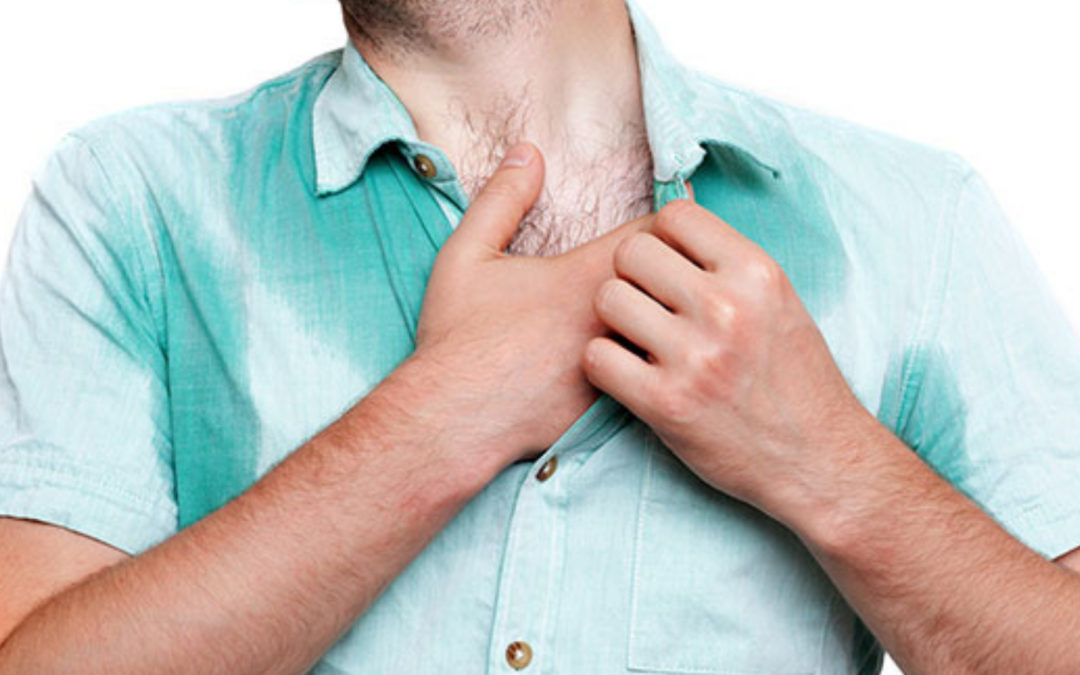 Are you a Victim of Hyperhidrosis? List of Signs That Shows Your Armpit Sweat is Not Normal