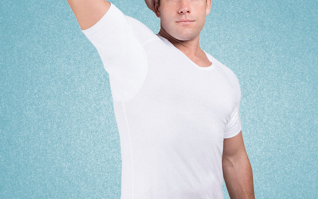 Sweating Through Your Undershirt Too? Here's Why!